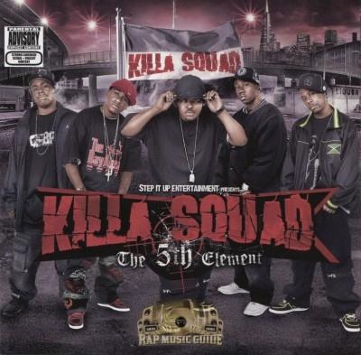 Killa Squad - The 5th Element