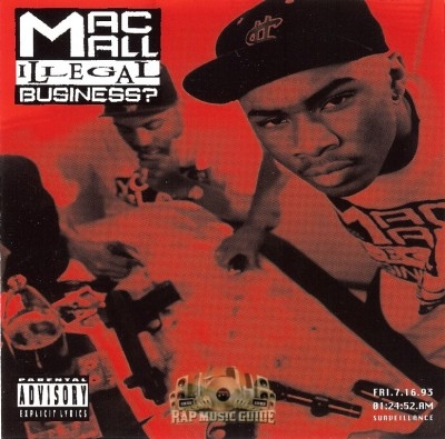 Mac Mall - Illegal Business?