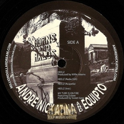 Andre Nickatina & Equipto - Horns And Halos EP