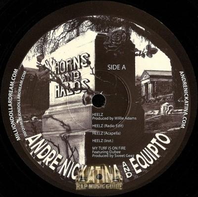 Andre Nickatina & Equipto - Horns And Halos EP