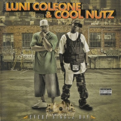 Luni Coleone & Cool Nutz - Every Single Day
