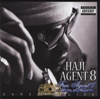 Haji Agent 8 - Free Agent Vol. 2 Unrestricted