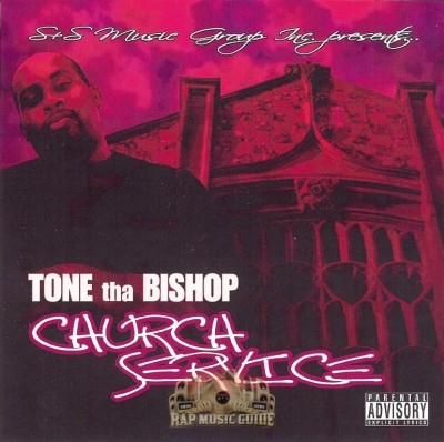 Tone Tha Bishop - Church Service