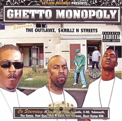 Getlow Records Presents - Ghetto Monopoly