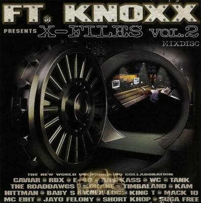 Ft. Knoxx Presents - X-Files Vol. 2