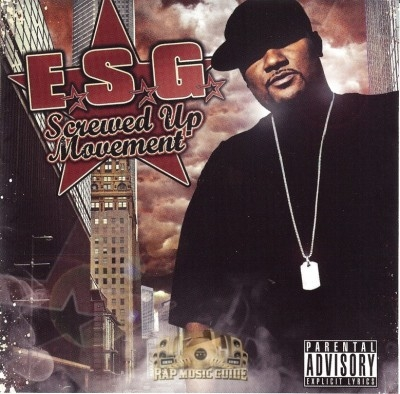 E.S.G. - Screwed Up Movement