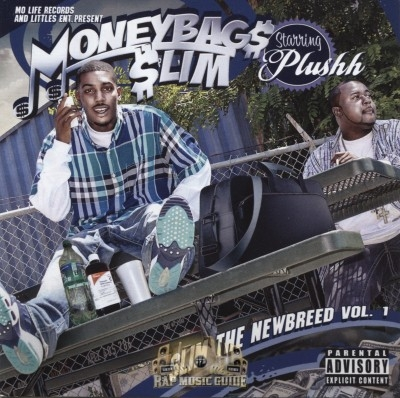 Moneybags Slim Starring Plushh - Slim The Newbreed Vol. 1