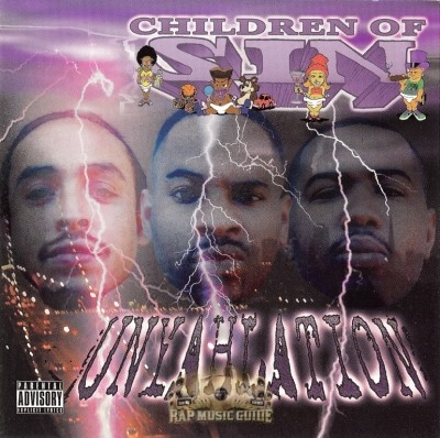 Children Of Sin - Unyahlation