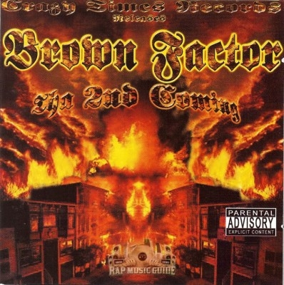 Brown Factor - Tha 2nd Coming