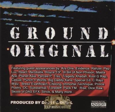 DJ-JS 1 - Ground Original