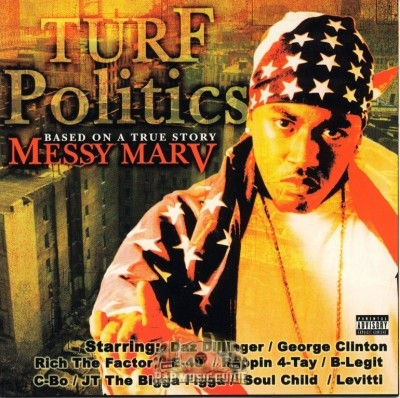Messy Marv - Turf Politics