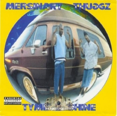 Mersinary Thuggz - Tyme 2 Syhne