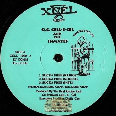 O.G. Cell-E-Cel and the Inmates - Sucka Free