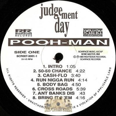 Pooh-Man - Judgement Day