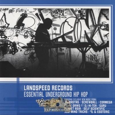 Landspeed Records - Essential Underground Hip Hop