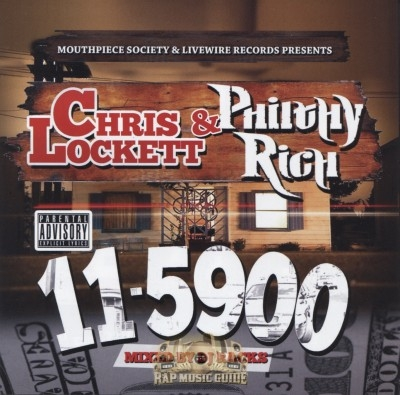 Chris Lockett & Philthy Rich - 11-5900