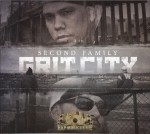 Second Family - Grit City