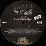 Black Dynasty - Deep East Oakland: The Single