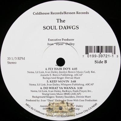 Soul Dawgs - Destiny EP