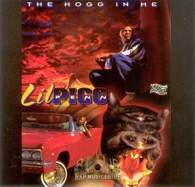Lil Pigg Penn - The Hogg In Me