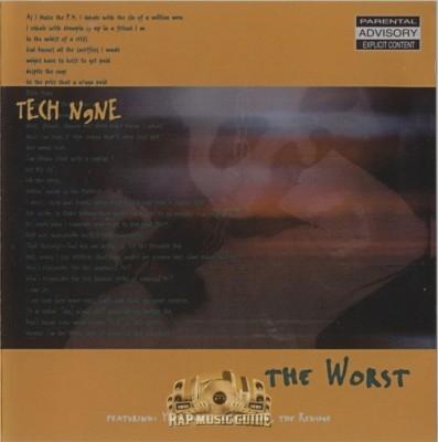 Tech N9ne - The Worst
