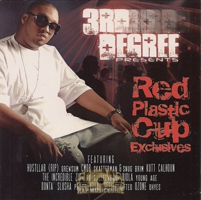 3rd Degree Presents - Red Plastic Cup Exclusives