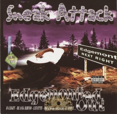 Sneak Attack - Edgemonted Out