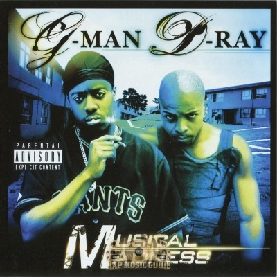 G-Man & D-Ray - Musical Madness