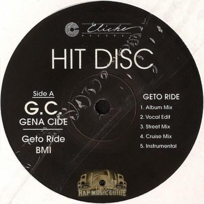 Gena Cide - Hit Disc