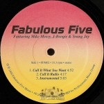 Fabulous Five - Call It What You Want