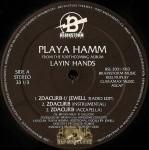 Playa Hamm - 2DaCurb / Take