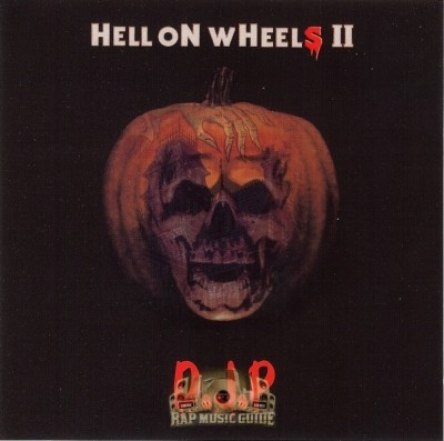 DJ P - Hell On Wheels 2