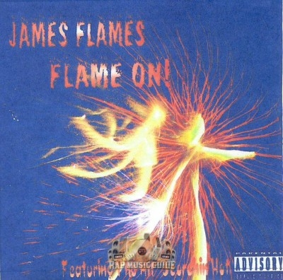 James Flames - Flame On!