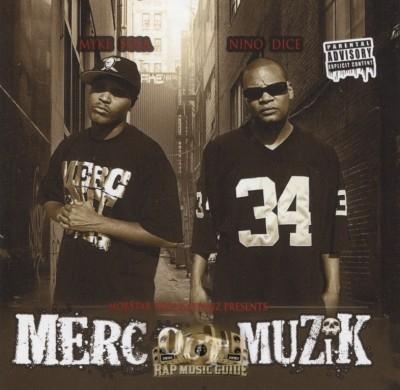 Mercout Bois - Merc Out Muzik