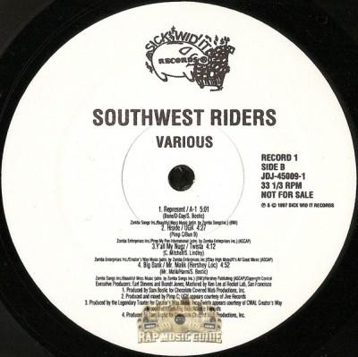 Southwest Riders - Southwest Riders