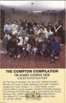 The Sound Control Mob - The Compton Compilation: Under Investigation