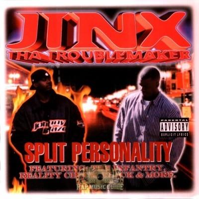 Jinx Tha Troublemaker - Split Personality