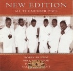 New Edition - All The Number Ones