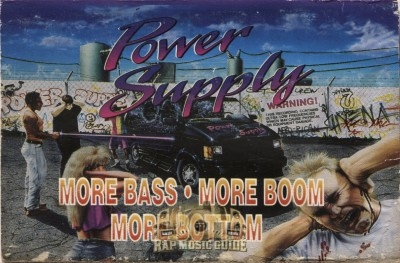 Power Supply - More Bass More Boom More Bottom