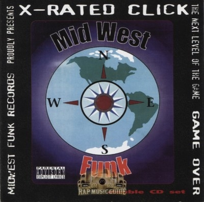 X-Rated Click - The Next Level Of The Game: Game Over