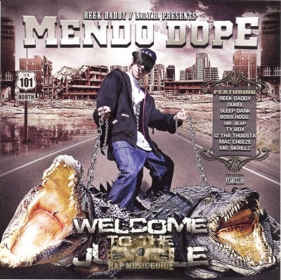 Mendo Dope - Welcome To The Jungle