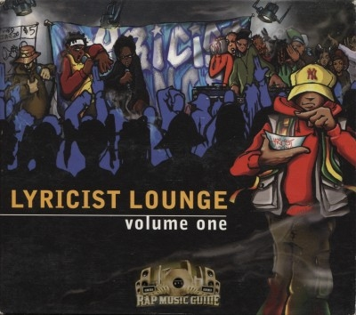 Various Artists - Lyricist Lounge Volume One