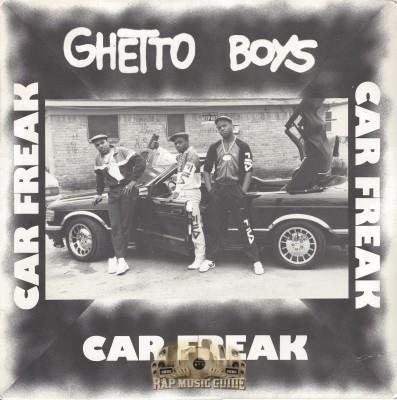 Ghetto Boys - Car Freak