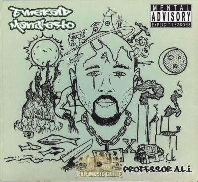Professor A.L.I. - Emerald Manifesto