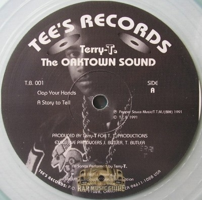 Terry-T. - The Oaktown Sound
