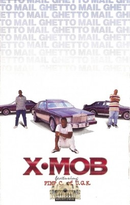 X-Mob - Ghetto Mail