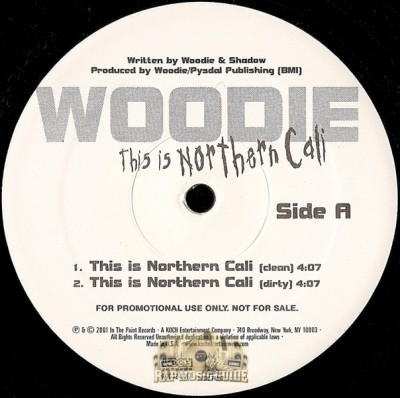 Woodie - This Is Northern Cali