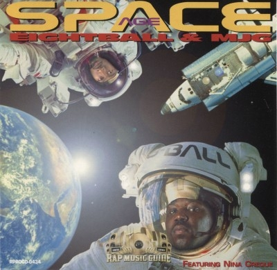 Eightball & MJG - Space Age