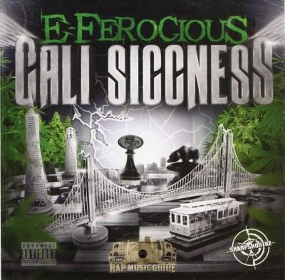 E-Ferocious - Cali Soldiers