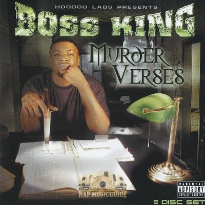 Boss King - Murder Verses